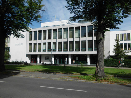 Campus FU Berlin